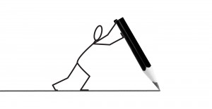 pencil pusher by Zsuzsanna Kilian on Stock.xchng